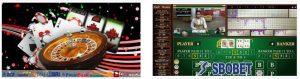 Tips judi live casino sbobet online terbaik