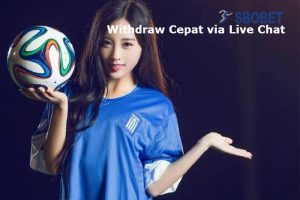 Withdraw Live Chat Sbobet Online