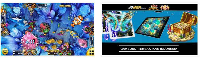 game judi tembak ikan online Indonesia