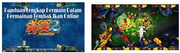 panduan bermain game judi tembak ikan online